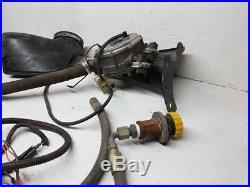 01-07 Silverado Pickup Propane Conversion Kit Dual Curve 5928 5929 LP Set LS 5.3