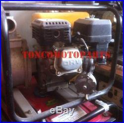 177F for pump engine GX270 dual fuel carburetor TONCO propane conversion kit