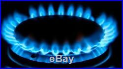 5 Burner Gas Hob LPG Conversion Kit Jets Nozzles Propane Butane New