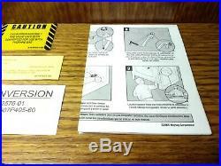 74011053 OEM Maytag Whirlpool Range LP Propane Orifice Conversion Kit NEW