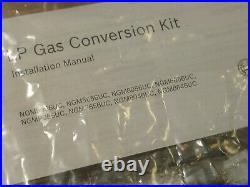 BOSCH Propane (LP) Conversion Kit Orifices Models# NGM5056 NEW IN BAG