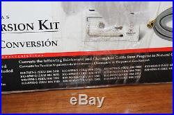 BRINKMANN CHARMGLOW Propane to Natural Gas BBQ Grill Conversion Kit Brickman
