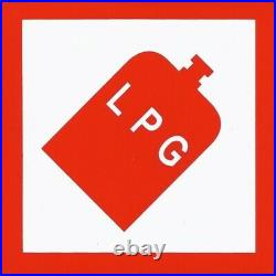Belling Sandringham 100 DFT LPG Propane Calor Butane Conversion Kit 012860220
