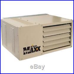 Big Maxx Natural Gas Unit Heater Garage Home 50000 BTU Propane Conversion Kit