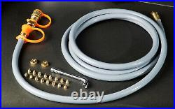 Blackstone Natural Gas Conversion Kit Converts Propane Griddle Easy Install New