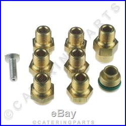 Blue Seal 231910 Nat To Lp Lpg Gas Conversion Kit Natural Propane G506 Range