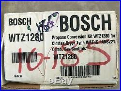 Bosch WTZ1280 Liquid Propane Conversion Kit Type 189