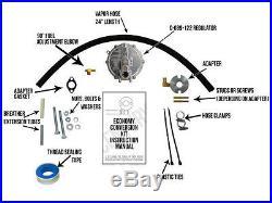 Briggs Generac GN320 Propane Generator Tri-Fuel Conversion Kit Gas SEK-04E-1