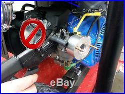 Briggs/Generac Motor Snorkel Propane Generators Tri-Fuel Conversion Kit 8-10hp