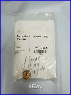 Buderus 76687 Propane Conversion Kit for GB142-24/30, Lot of 1
