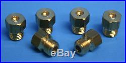 Caloric Propane Conversion Kit Gas Orifices