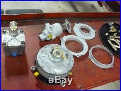 Century Borg Warner propane conversion kit Bendix never installed