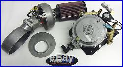 Complete Dual Fuel Propane Gas Conversion For 2-5/8 Jeep 258 Carburetor Impco Lp