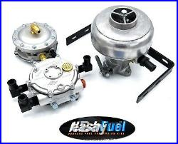 Complete Impco Lpg Propane Conversion Kit Toyota 5fg35 3f Engine Forklift Lpg