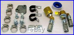 Complete Impco Propane Conversion Hyster H60xl Mazda Va Engine Forklift Fork Lpg