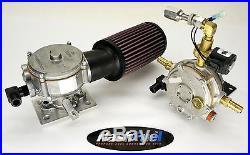 Complete Impco Propane Conversion Vw Bug Beetle Volkswagen 1300 1600 CC Engine