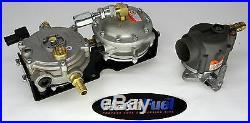 Complete Propane Conversion Ford 8n Tractor Updraft Carburetor 2.0l Lpg N Series