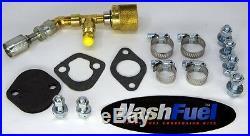 Complete Propane Lpg Conversion Kit John Deere 380 Forklift 3 Cylinder 1500cc