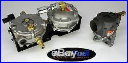 Complete Propane Lpg Conversion Kit Mobilift 40 MY40 MY-40 Forklift Fork Truck