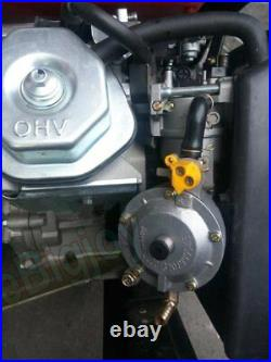 Conversion Kits for 2-5KW Gasoline Generators to Use Methane CNG/Propane LPG Gas