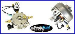 Dual Fuel Propane Conversion 100HP Ford 4.9L 300 LPG Truck Generator 2-1/4