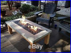 FR24CK+ 24? T-BURNER Complete Deluxe Propane Fire Table Conversion Kit SS316