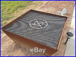 FR_CK 6, 12, 18 or 24 Complete Basic Wood to Gas Fire Pit Conversion Kit