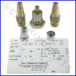 Falcon 535680000 Nat To Lp Lpg Propane Gas Conversion Kit G2860 Fryer 537350010