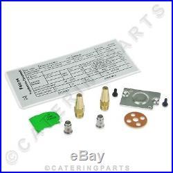 Falcon Gaz Conversion Kit Naturel pour LPG Nat Propane 537320420 Fryer G1830 MK2