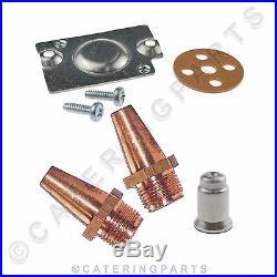 Falcon Nat To Lp Lpg Propane Gas Conversion Kit G2860 Fryer Pre 96 Ce Robertshaw