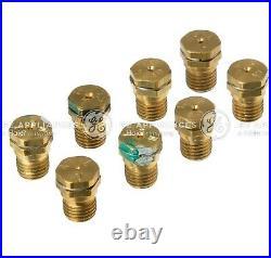 GE OEM Natural Gas to Liquid Propane LP Conversion Kit Orifices, WB28X29968, NEW