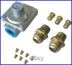 Gas Conversion Kit Natural Grill Propane 5 Burners Corrosion Resistant