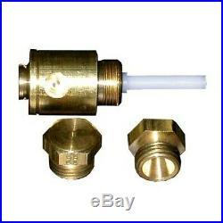 Gas Dryer Conversion Kit Gas Includes Orifice 54 Propane and Orifice 55 Butane R
