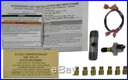 Gas Furnace LP Conversion Kit Accessory Winchester Natural Gas Propane Safe