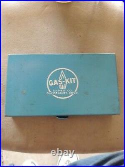 Gas-kit co. Inc natural to propane conversion tool kit