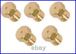 Ge Range Cooktop Natural Gas (ng) Or Propane Orifices Conversion Kit