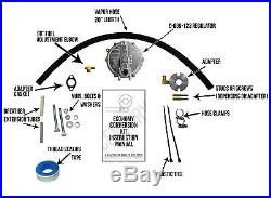 Generac 7500W Natural Gas / Propane Conversion Kit