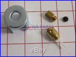 Genuine OEM GE WE25X217 WE25X0217 Liquid Propane Gas Conversion Kit for Dryers