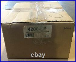 Global Cabinet Cart Liquid Propane Conversion Replacement Part 4200-LP NEW