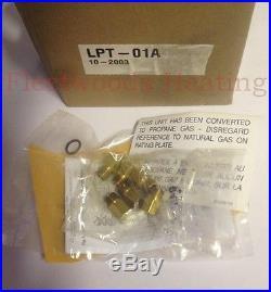 Goodman LPT-01A Natural to LP Propane Gas Conversion Kit