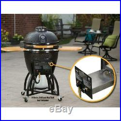 Grill Conversion Kit Built-in Thermocouple Caddy Cart Battery Operated Ignition