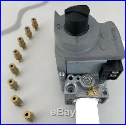 Hayward H Serie Pool Heater Propane to Natural Gas Conversion Kit Open Box