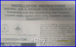 Heil / Icp Natural Gas To Propane Lp Conversion Kit 169404 New