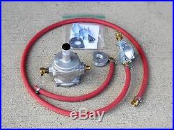 Honda Briggs Generac Propane Natrual Gas Generator Conversion Tri-fuel kit