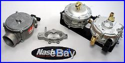 Impco Conversion Kit Mazda Ford Courier Throttle Body Nissan Propane Lpg