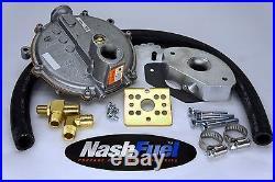 IMPCO LOW PRESSURE PROPANE NATURAL GAS GENERATOR CONVERSION HONDA GX690 GX 690