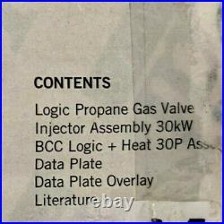 Ideal Logic + Heat 30p Lpg Propane Conversion Kit