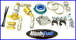 Impco Propane Conversion Kit LPG Hyster H50XM H80XM 4.3L GM Forklift