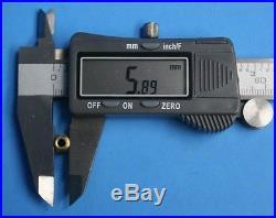 Jenn-air Prd3030 Propane Conversion Kit Orifices And Valve Bypass Jets 8 Each
