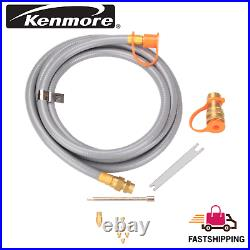 Kenmore Conversion Kit For 6B Grills Propane To Natural Gas With Parts And Tools